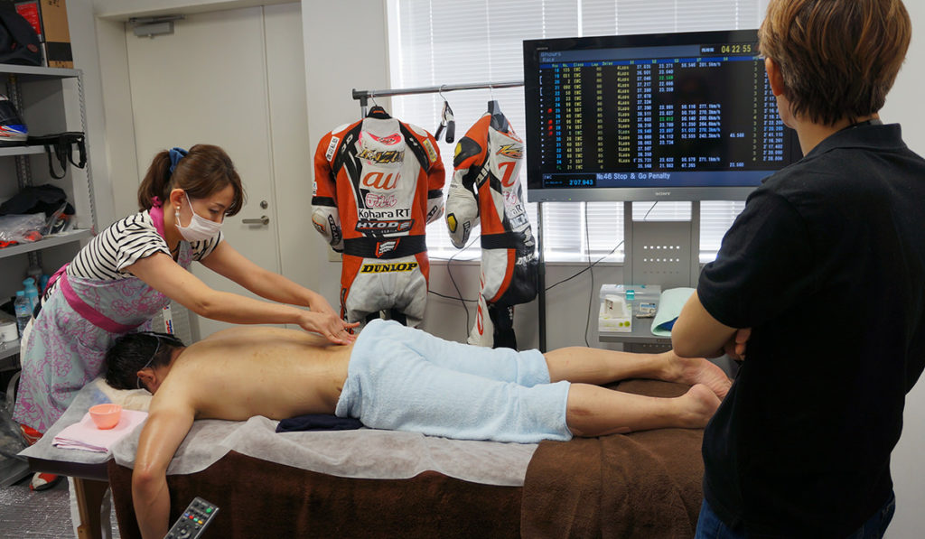 Top-athlete acclaimed cell treatment