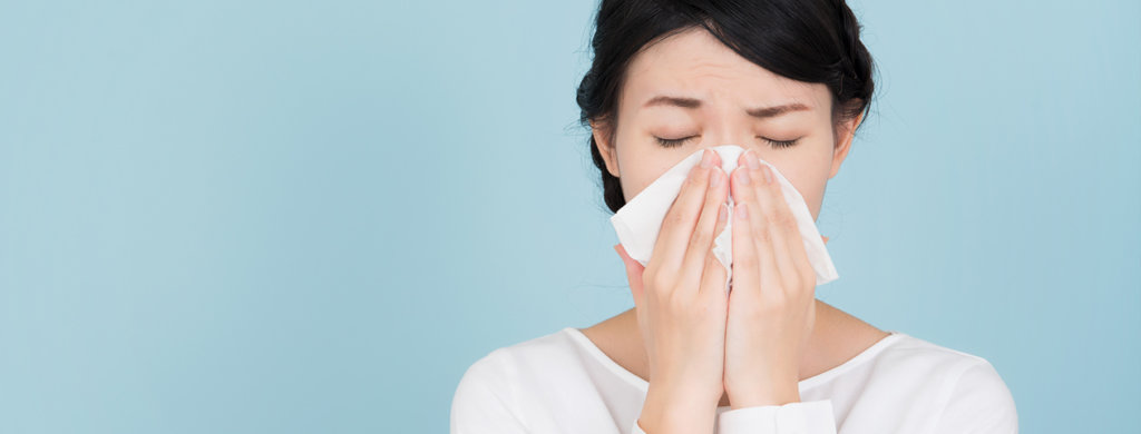 Hay fever image
