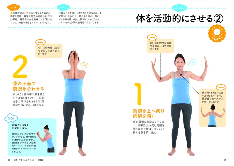 Miki Tsutsumi, the first wonderful breath trainer in Japan